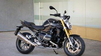 BMW Motorrad svela la nuova R1200 R