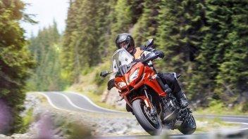 Moto - News: Kawasaki Versys 1000 my15: nuove rotte