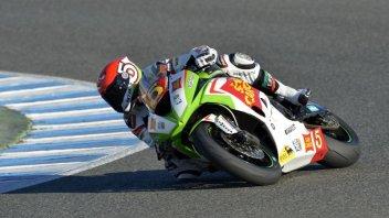 Jerez incorona Marco Faccani
