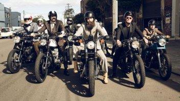 Moto - News: Triumph è con The Distinguished Gentleman's Ride 2014