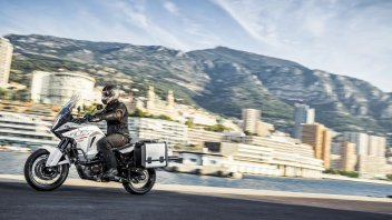 KTM 1290 Super Adventure: forza bruta