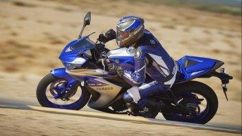 Yamaha svela ufficialmente la propria R3