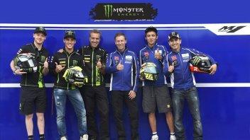 Monster e Yamaha insieme per altri 2 anni