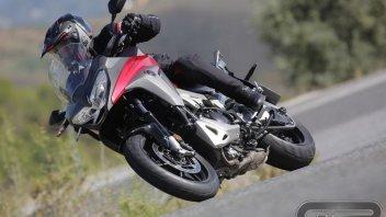 Honda VFR 800X: Crossrunner d'attacco