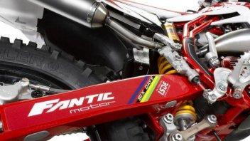 Moto - News: Fantic Motor venduta per 2 milioni, ma rimane veneta