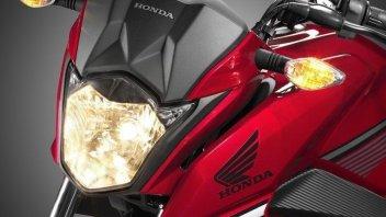 Moto - News: Honda CB125F: spirito easy e consumi da record
