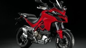 Ducati Multistrada 1200 my15: new generation