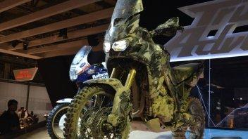 Honda True Adventure, sapore d'Africa (Twin?)