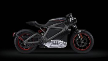 Moto - News: Harley-Davidson Project LiveWire