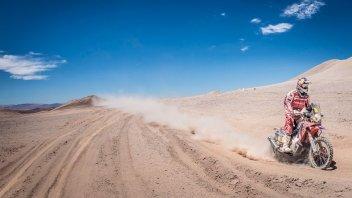 Dakar: Dakar, per Honda una vittoria di Pirro