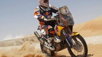 Dakar: A Sunderland (KTM) la prima della Dakar