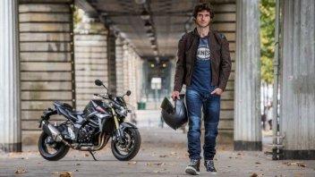 Moto - News: Dainese e Guy Martin al Motorbike Expo