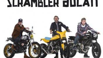 Ducati Scrambler: a Verona arrivano le Special