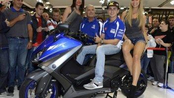 LA CURIOSITA': Rossi, amo il T-Max