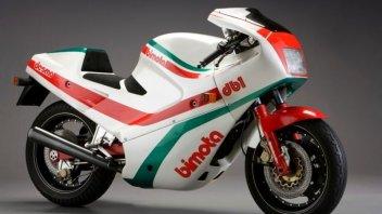 Moto - News: Bimota Classic Parts: ricambi per le storiche riminesi