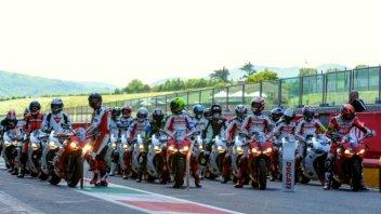 Moto - News: DRE 2015, via alla stagione: novità Multistrada Techride