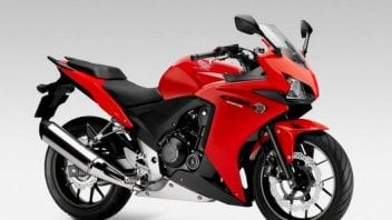 Honda, nuova stagione nuove colorazioni