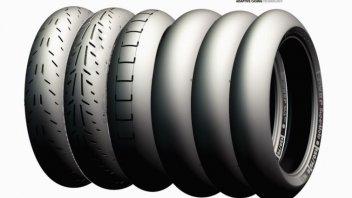 Moto - News: Michelin: 6 nuovi pneumatici per il 2015