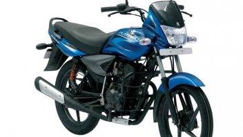 Bajaj Platina ES, la moto da quasi 100 Km a litro