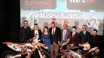 La Superbike su Mediaset fino al 2018