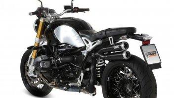 Moto - News: MIVV: scarichi aftermarket per la BMW R Nine T