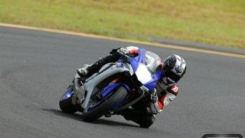 Yamaha R1 2015: emozioni 'in sella'
