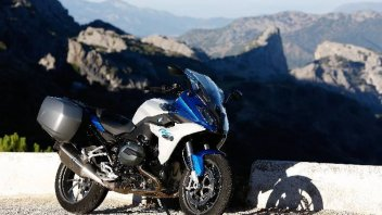 BMW R1200RS: viaggiare 'all inclusive'