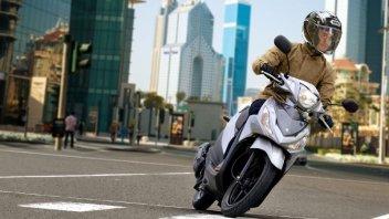 Suzuki Address: agile e...economico