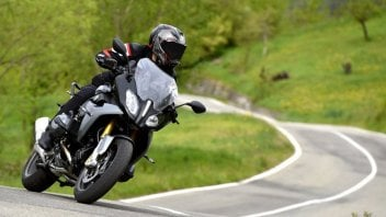 BMW R1200 RS: rotte parallele