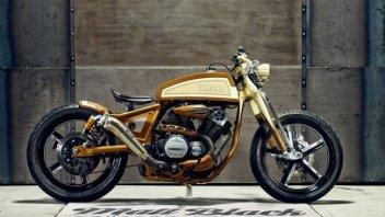 Moto - News: Yamaha svela due nuove creazioni Yard Built