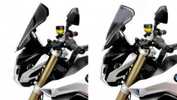 Moto - News: Cupolini aftermarket MRA per la nuova BMW F 800 R