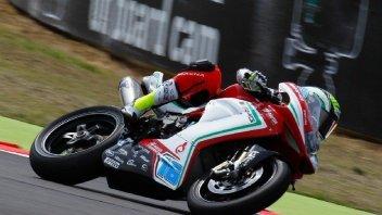 Moto - News: WSS,Misano: Cluzel vola in pole
