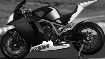 KTM come Honda: una V4 replica nel 2018