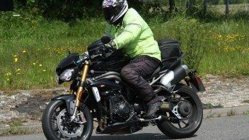 Triumph Speed Triple: la Nuda si evolve