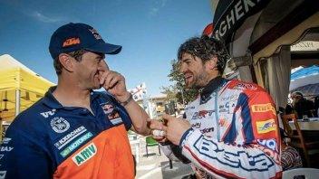 Checa sfida il deserto al Merzouga Rally