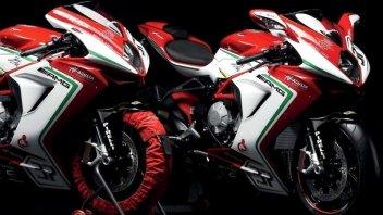 MV F3RC: Supersport in edizione limitata