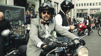 Moto - News: Distinguished Gentleman's Ride: fantastica edizione 2015