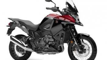 Honda, aggiornamenti per la VFR1200X Crosstourer