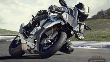 Yamaha YZF R1M, si prenota via Internet