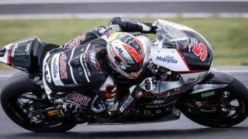 Moto - News: Johann Zarco il più veloce al mattino
