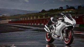 Ducati 959 Panigale: c'era una volta la media