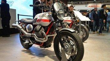 Moto - News: Moto Guzzi, V7 II Stornello: ritorna un mito
