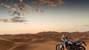 Honda, il risveglio dell'Africa (Twin)