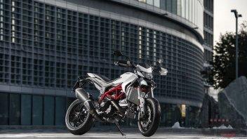 A EICMA Ducati sfoggia l'Hypermotard 939