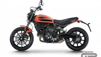 Ducati Scrambler Sixty2: tra motociclismo e lifestyle