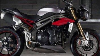 Moto - News: Triumph Speed Triple S e R: la carica dei 104