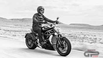 Ducati XDiavel: Cruiser all'italiana