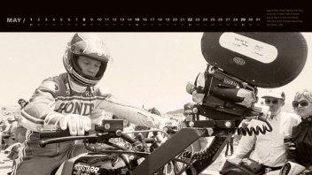 Calendario Metzeler 2016: le moto ed il cinema