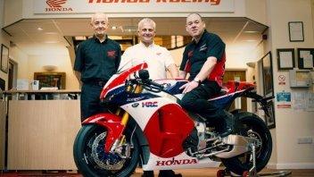 Honda, consegnata la prima RC213V-S