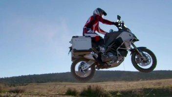 Ducati Multistrada 1200 Enduro: la wild series